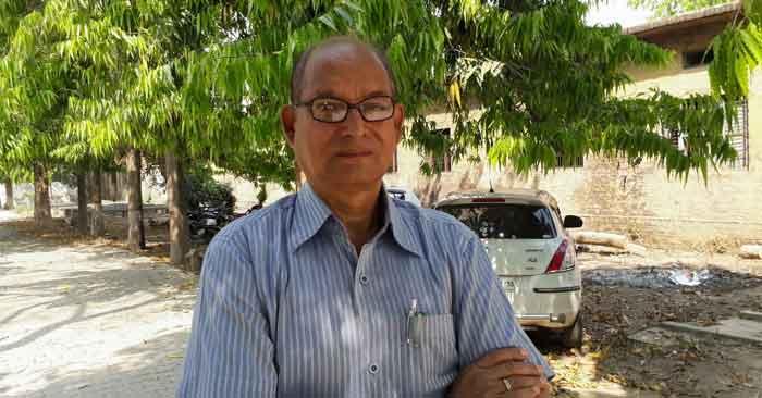 जब तक करेंगें प्रकृति का शोषण, नहीं मिलेगा किसी को पोषण – डॉ. गणेश पाठक