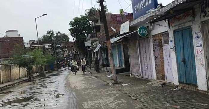 नगरा क्षेत्र के तीस गांवों में 36 घंटे से विद्युत आपूर्ति ठप