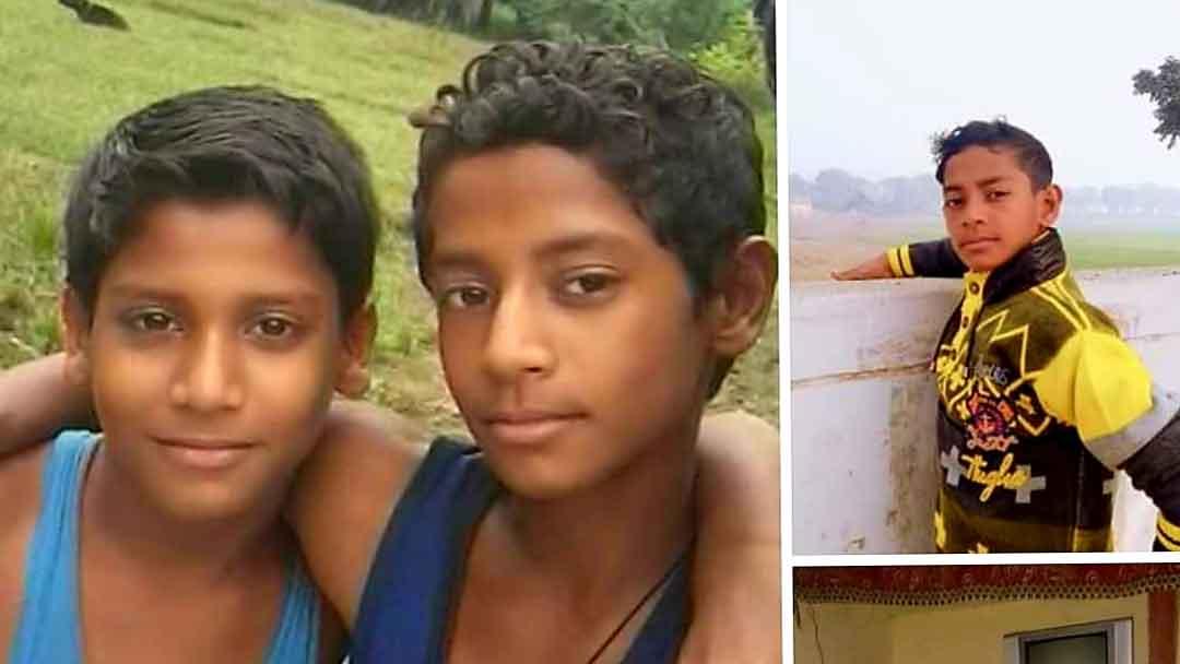 दुर्जनपुर गांव से दो बच्चे संदिग्ध रूप से लापता
