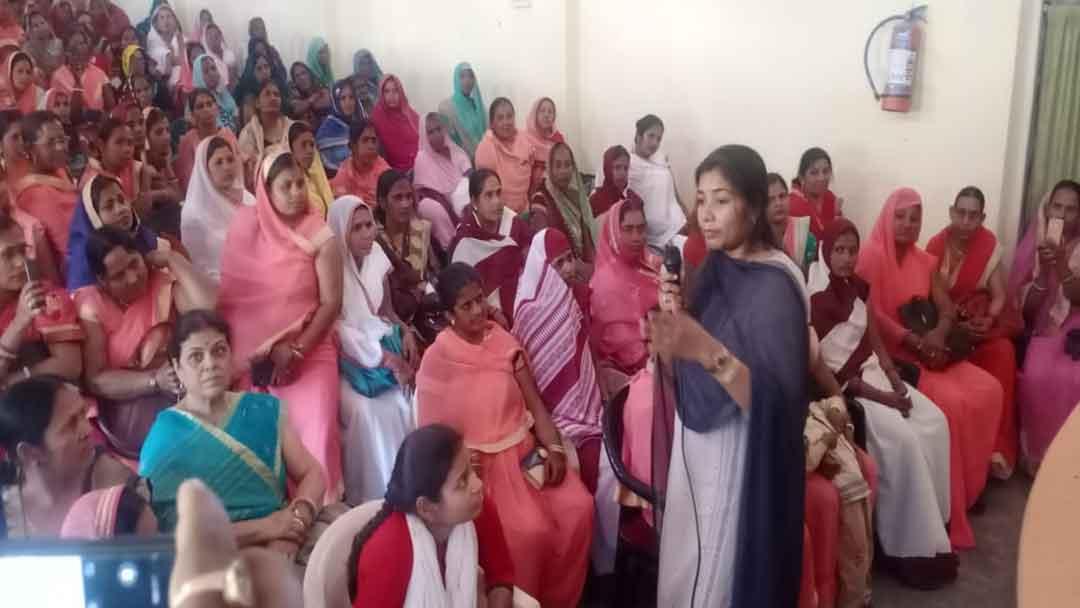 महिलाएं जागरूक होंगी तो हर दिन महिला दिवस : ऋचा वर्मा