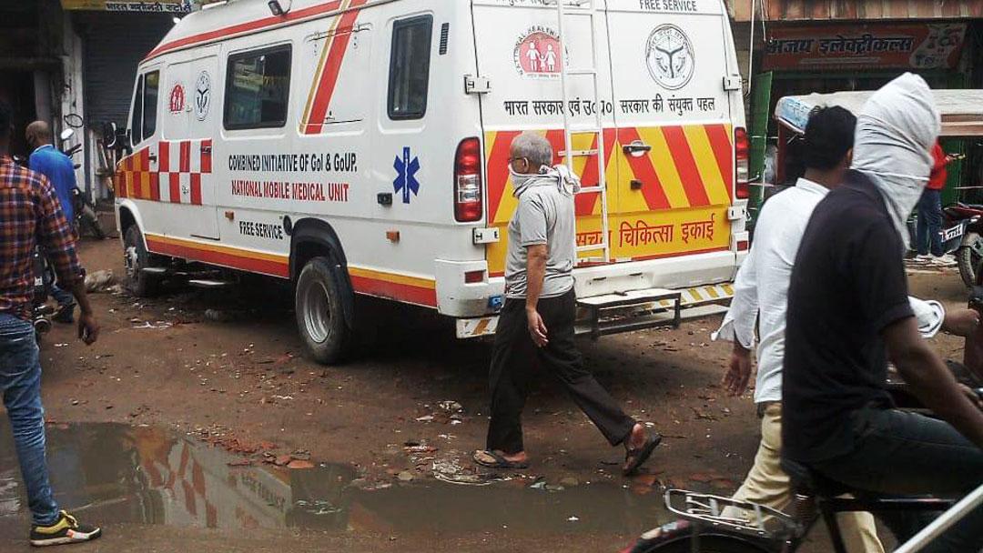 रसड़ा के एसडीएम व उनके अर्दली हुए कोरोना संक्रमित, दो दिनों में इतने लोग हुए कोरोना पाजिटिव