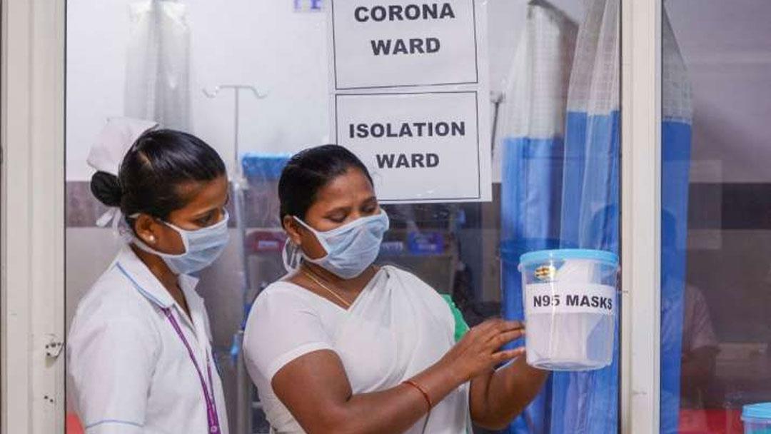 बलिया में 24 घंटे में एक कोरोना संक्रमित की हुई मौत, शनिवार को इतने लोगों का वैक्सीनेशन