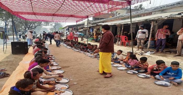 भीमपुरा में विशाल भंडारे का आयोजन