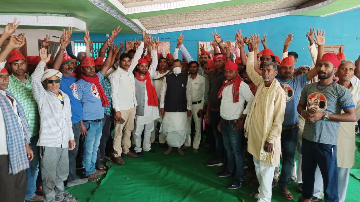रामगोविंद चौधरी बोले 'लाल टोपी पर है युवाओं को भरोसा, 2022 में बनाएंगे सरकार'