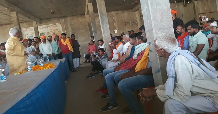 बैरिया भाजपा गुटबाजी का शिकार! विधायक सुरेंद्र सिंह के बयान से सियासत गर्म
