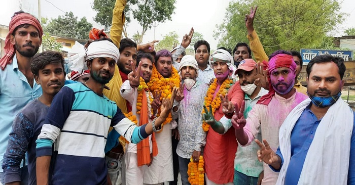 नवानगर ब्लॉक में युवाओं ने प्रधानी में मारी बाजी, देखें पूरी लिस्ट