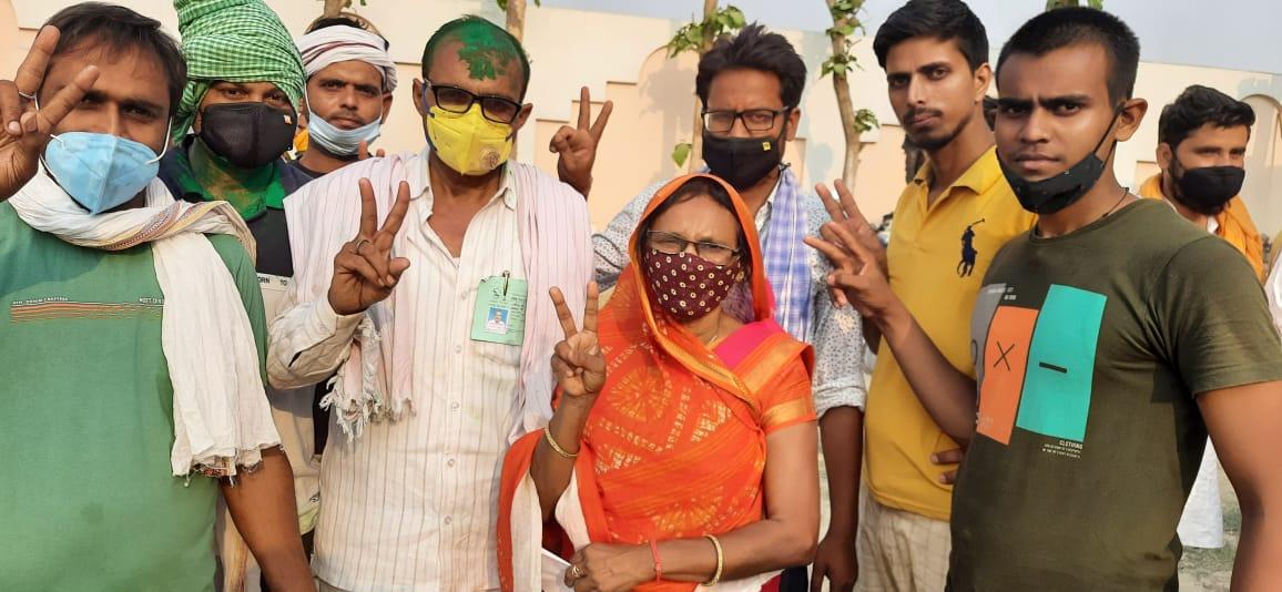 बलिया: आने लगे पंचायत चुनाव के नतीजे, सुखपुरा क्षेत्र से जीते 10 ग्राम प्रधानों के नाम