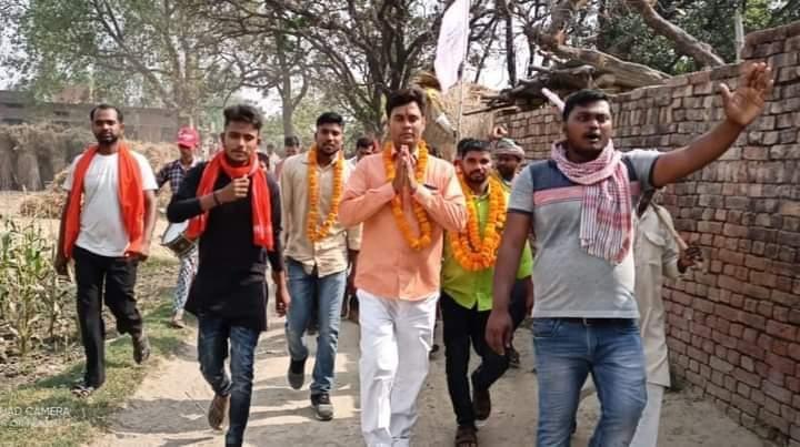 बलिया- पंदह ब्लॉक के 20 ग्राम पंचायतों में विजयी प्रत्याशियों के नाम
