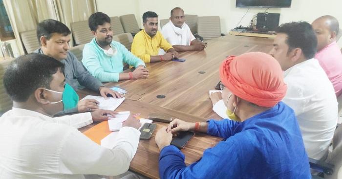 भाजपा के सभी जनप्रतिनिधि और पदाधिकारियों ने स्वास्थ्य केंद्र गोद लिए, वैक्सीनेशन केंद्रों पर भी रहेंगे मौजूद
