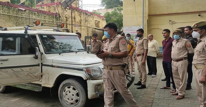 बैरिया क्षेत्र में संदिग्ध हालात में गोली लगने से युवक ज्ञान प्रकाश सिंह की मौत, ड्राइवर और सहयोगी से पूछताछ