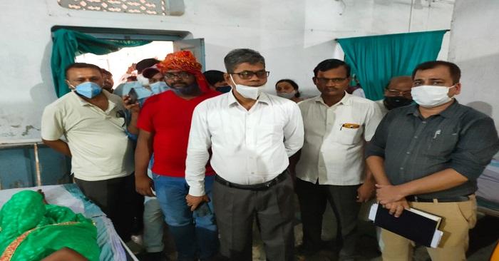 डॉ.तन्मय कक्कड़ होंगे बलिया के नए सीएमओ, मौजूदा सीएमओ का महाराजगंज तबादला