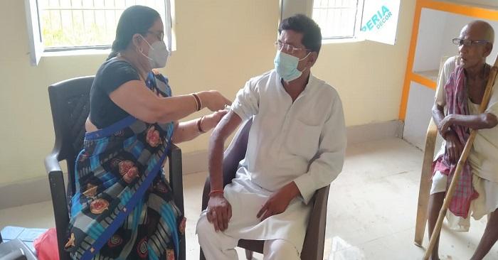 स्वास्थ्य केंद्र सुखपुरा में 6 सितंबर को कोरोना वैक्सीन की लगेंगी 1000 डोज, पहले रजिस्ट्रेशन कराना जरूरी