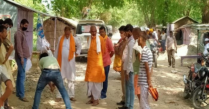 सड़क निर्माण में दिखी लापरवाही तो विधायक सुरेंद्र सिंह ने काम रुकवाया, दोबारा सड़क बनाने को कहा