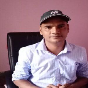 नवागत तहसीलदार प्रवीण सिंह ने किया पदभार ग्रहण