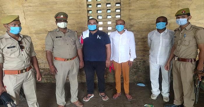 पूर्व जिला पंचायत सदस्य जलेस्वर सिंह की हत्या के 3 आरोपी पकड़े गए, दिनदहाड़े बैरिया में हुई थी हत्या