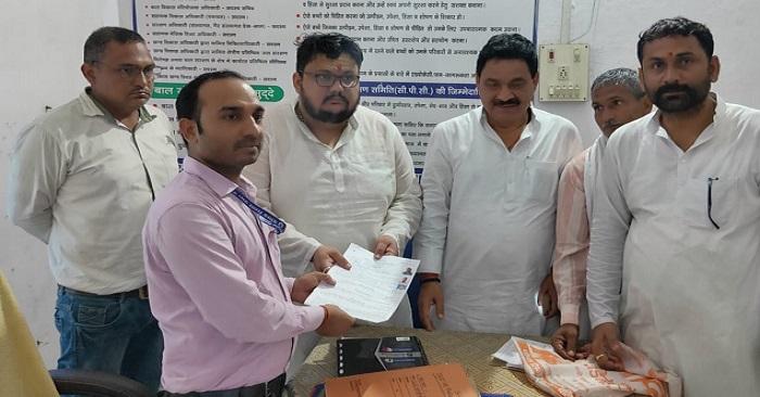 बेलहरी विकास खंड में सपा-भाजपा समर्थित उम्मीदवारों में टक्कर