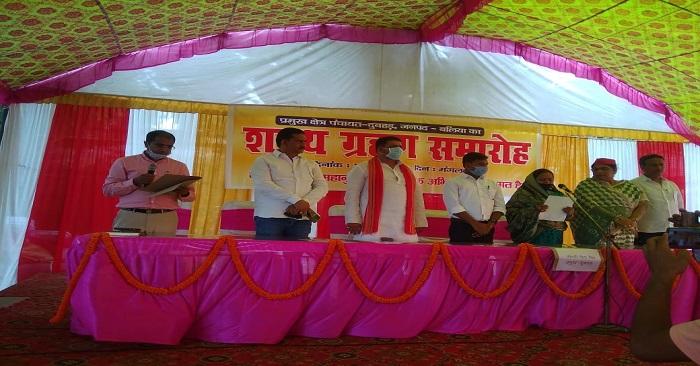 रीता सिंह ने ली दुबहर ब्लाक प्रमुख पद की शपथ