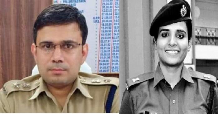 बलिया के नए एसपी की पत्नी भी रह चुकी हैं जिले की पुलिस कप्तान, जानिए कौन हैं नए एसपी