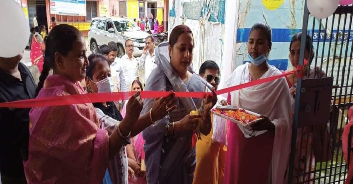 भाजपा नेत्री केतकी सिंह ने सुपोषण दिवस पर महिलाओं को दिए पौष्टिक आहार किट
