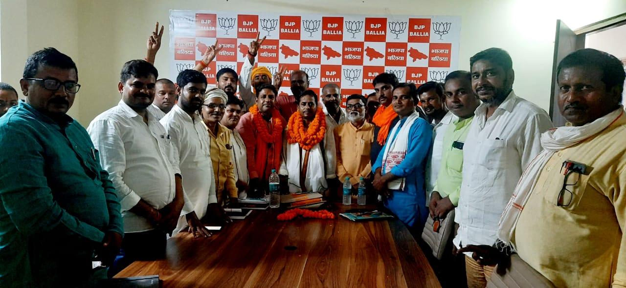 भाजपा किसान मोर्चा की बैठक में भाजपा नेताओं ने गिनाए किसानों के लिए किए गए सरकार के काम