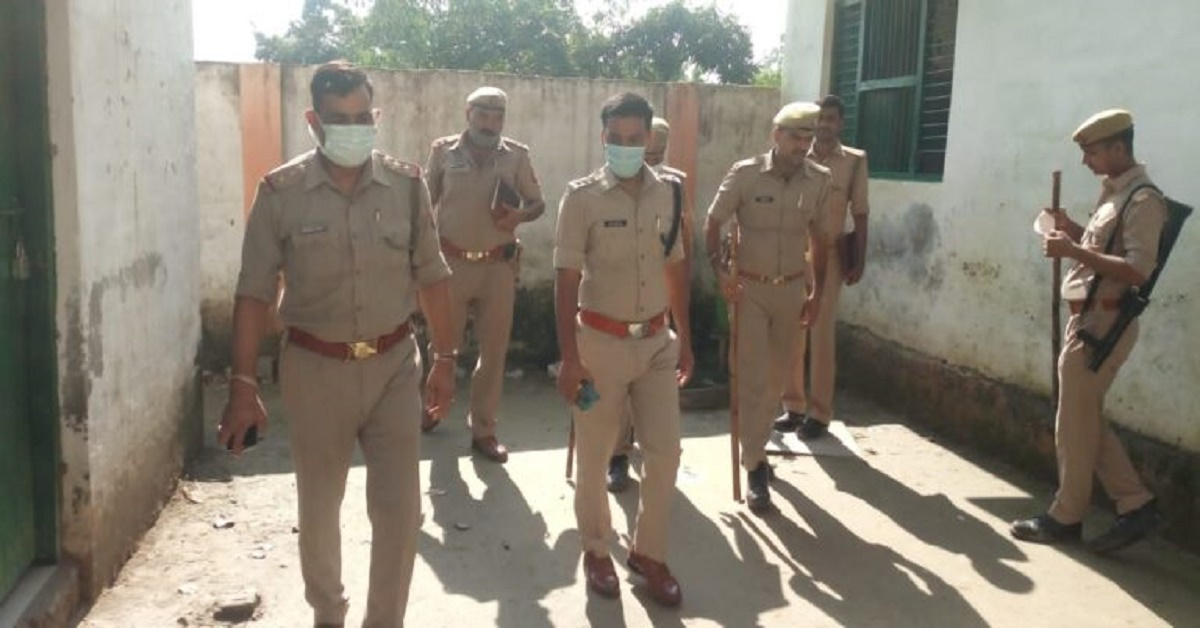 राजा राजभर की हत्या के आरोप में प्रेमिका और प्रेमिका का भाई गिरफ्तार, दुपट्टे से घोंटा था गला
