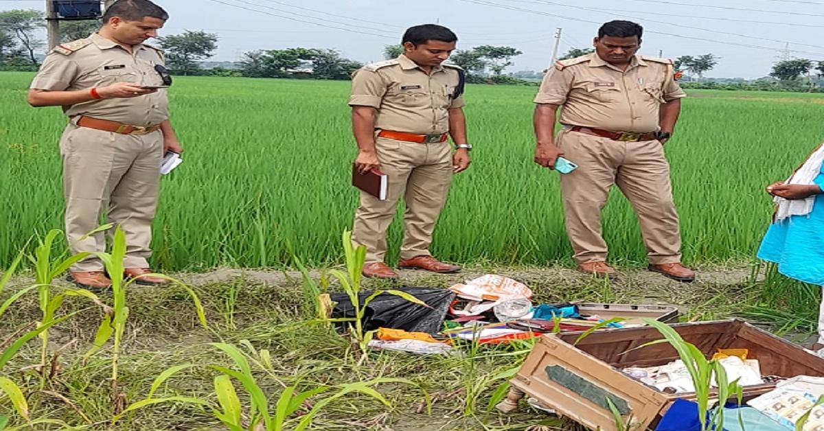 रसड़ा में चोरों का आतंक, ग्राम प्रधान समेत चार घरों से लाखों के गहने और सामान चोरी