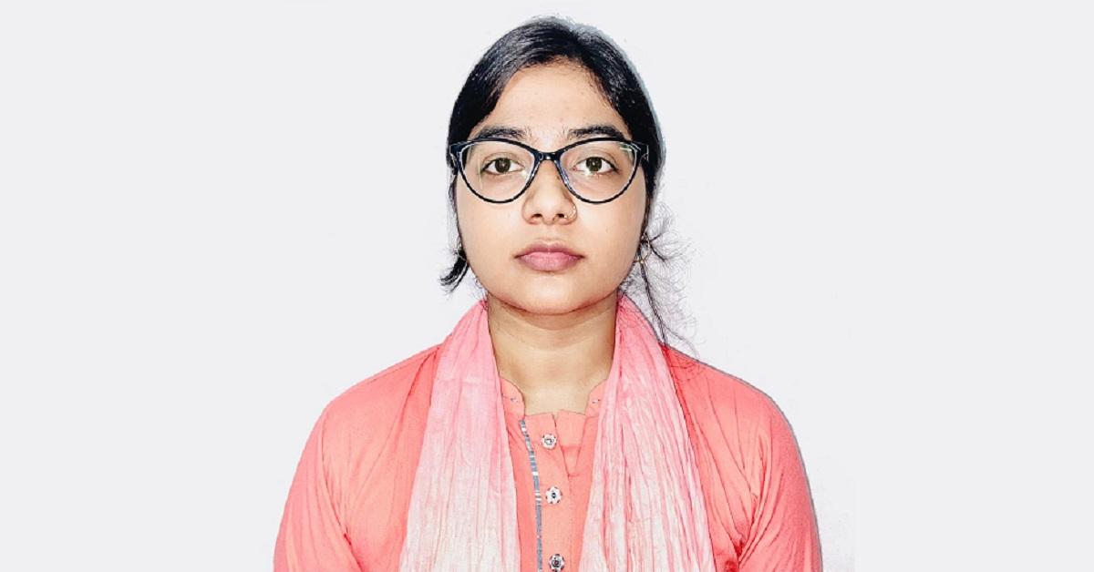 फार्मेसी की परीक्षा में नगरा की शाहीन परवीन ने जिले में पहला स्थान प्राप्त किया