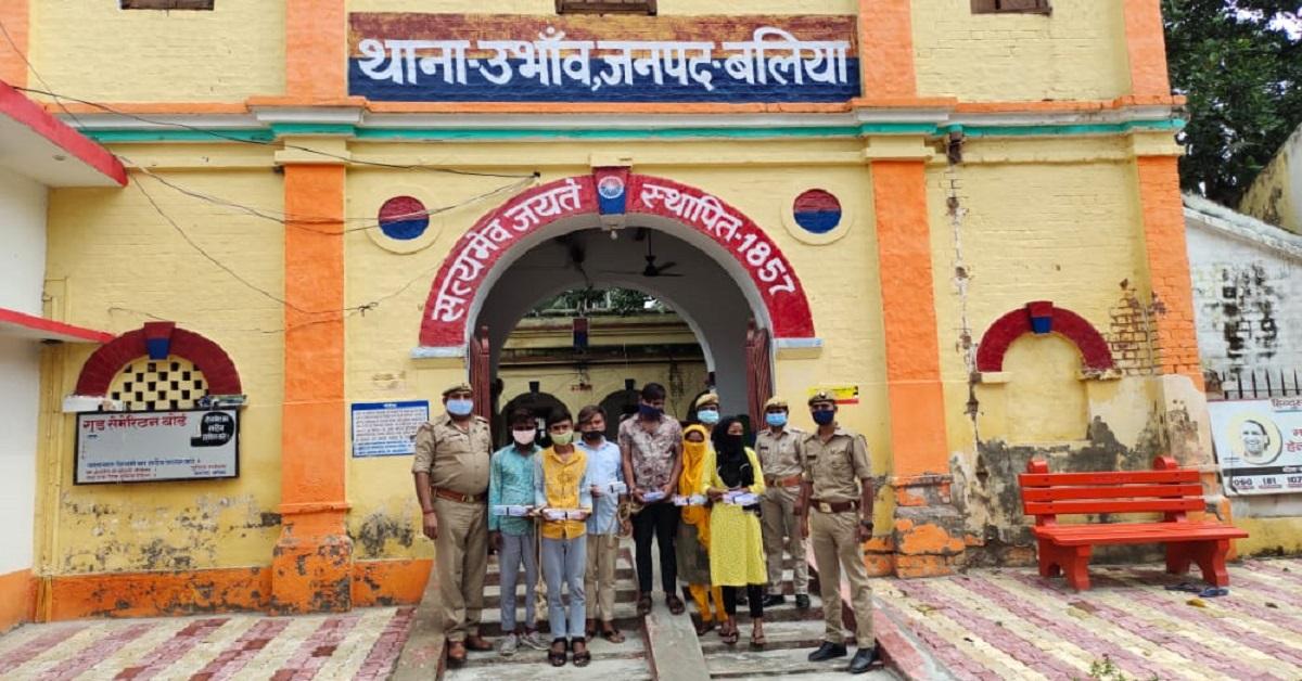 गोरखपुर में किराए का घर लेकर आसपास के जिलों में करते थे चोरी, दो महिलाओं समेत छह शातिर चोर दबोचे