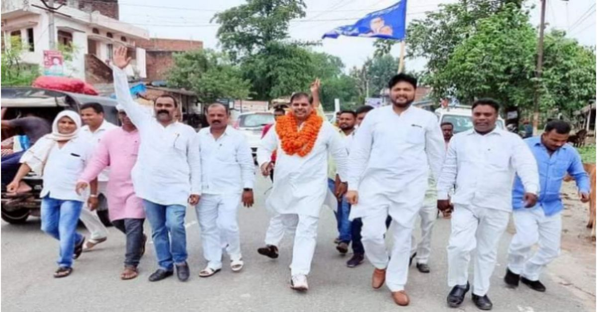 बसपा नेता भारतेन्दु चौबे फिर से बलिया जनपद के जिला संयोजक बने