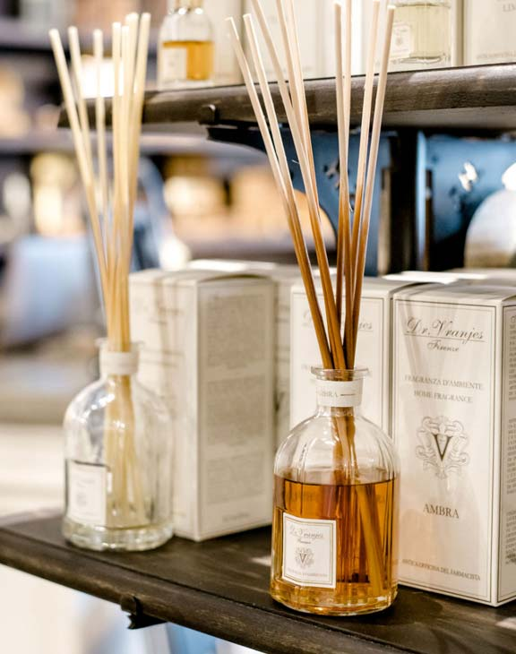 Laws Interiors Dr. Vranjes Firenze Diffusers