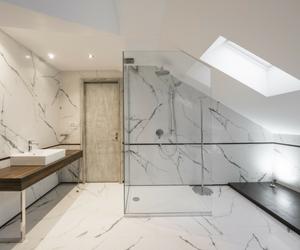 Marble Shower Walls Design