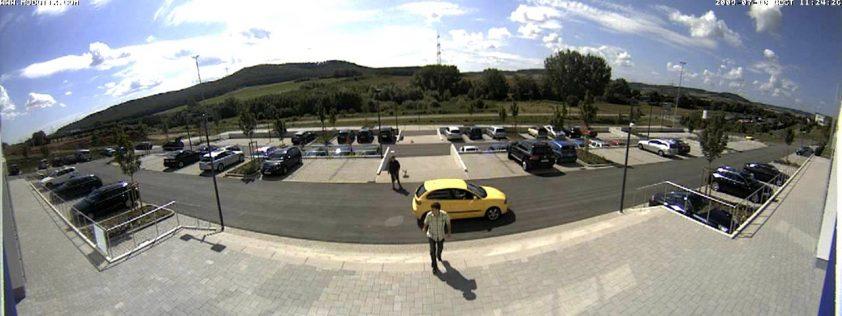 Video Surveillance System - Panoramic Cameras