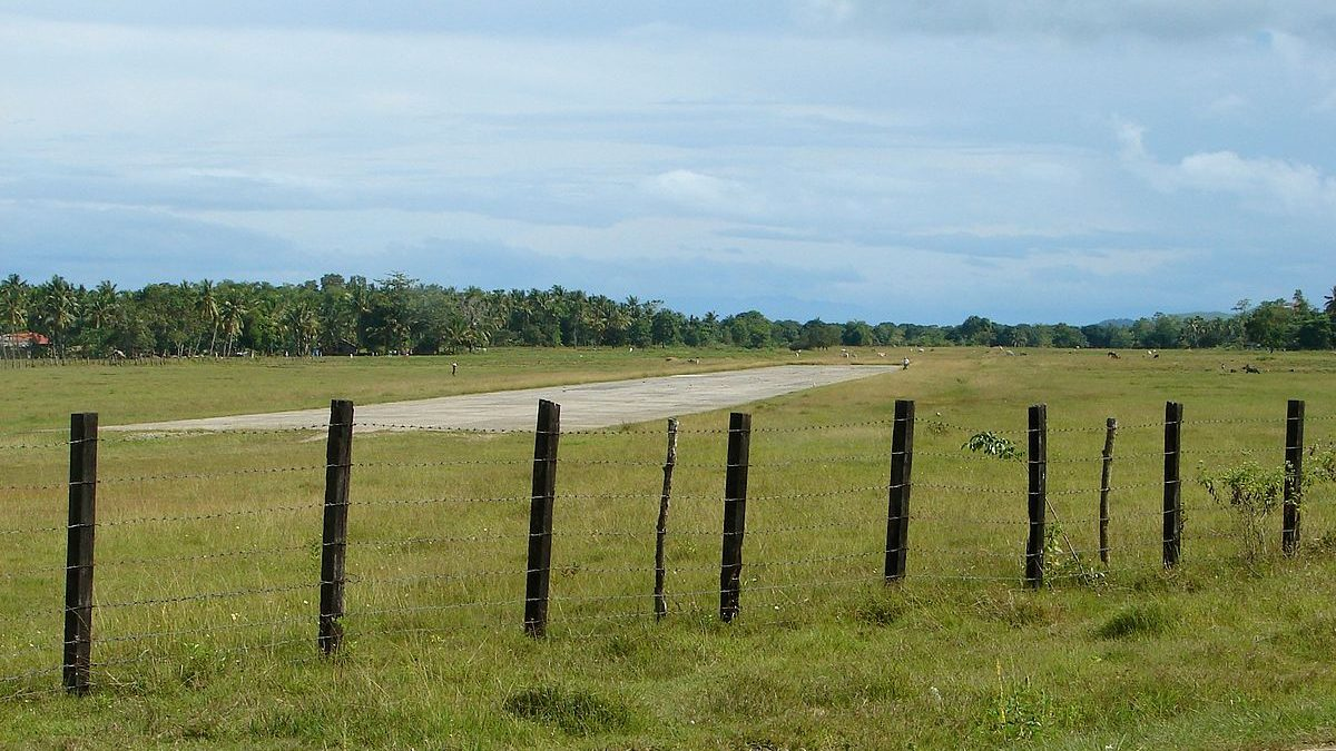 The Philippines' Forgotten Airports: Ubay Airport