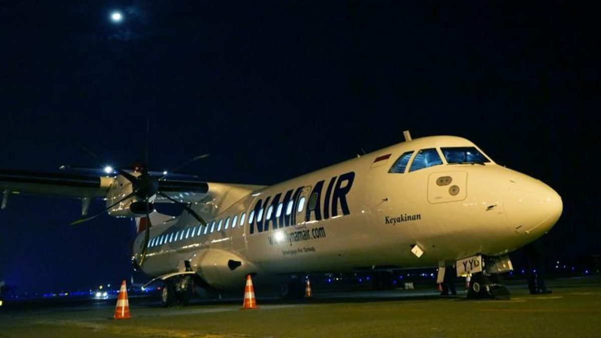 Indonesia's NAM Air Using ATRs For West Papua