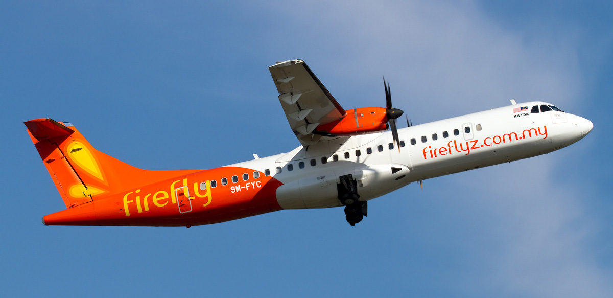 Malaysia's Firefly Aims To Increase Services To Singapore