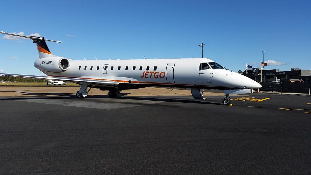 Australia's Jetgo preparing to launch Karratha-Singapore service using Embraer 190