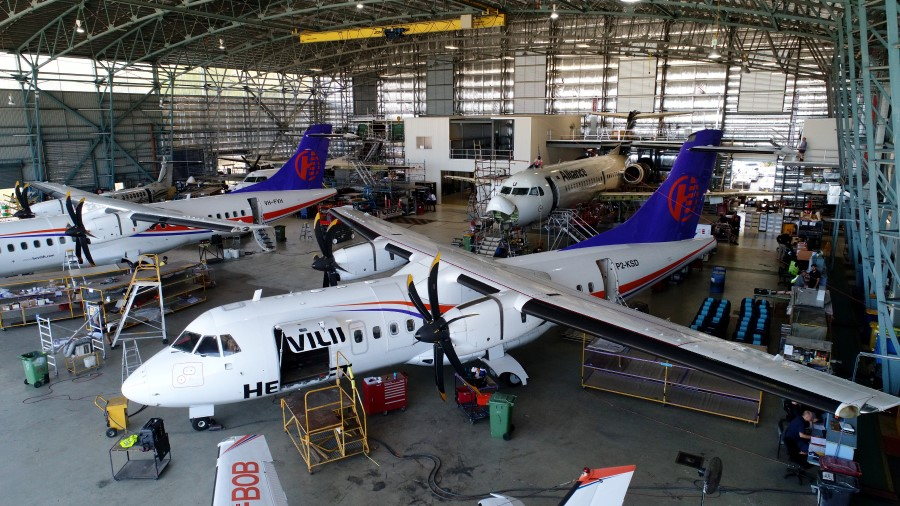 Hawker Pacific Expands Cairns MRO Facility