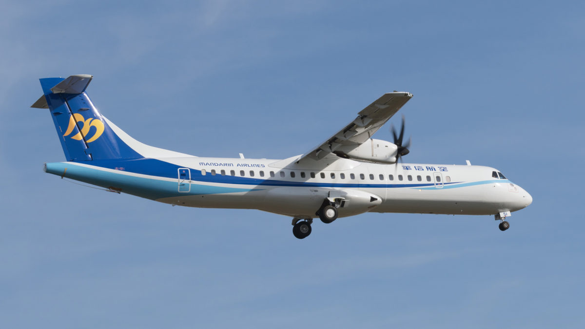 Singapore's Avation Bets on ATR with Growing Regional Market