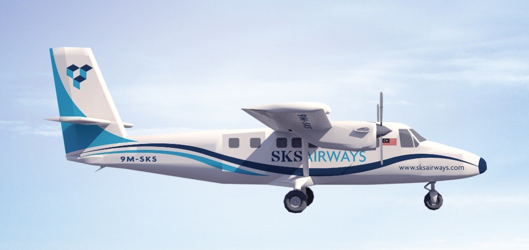Malaysia's SKS Airways Prepares Twin Otter Operation Launch