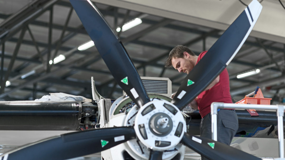 Engineering Talent That Allows Ideas To Take Flight