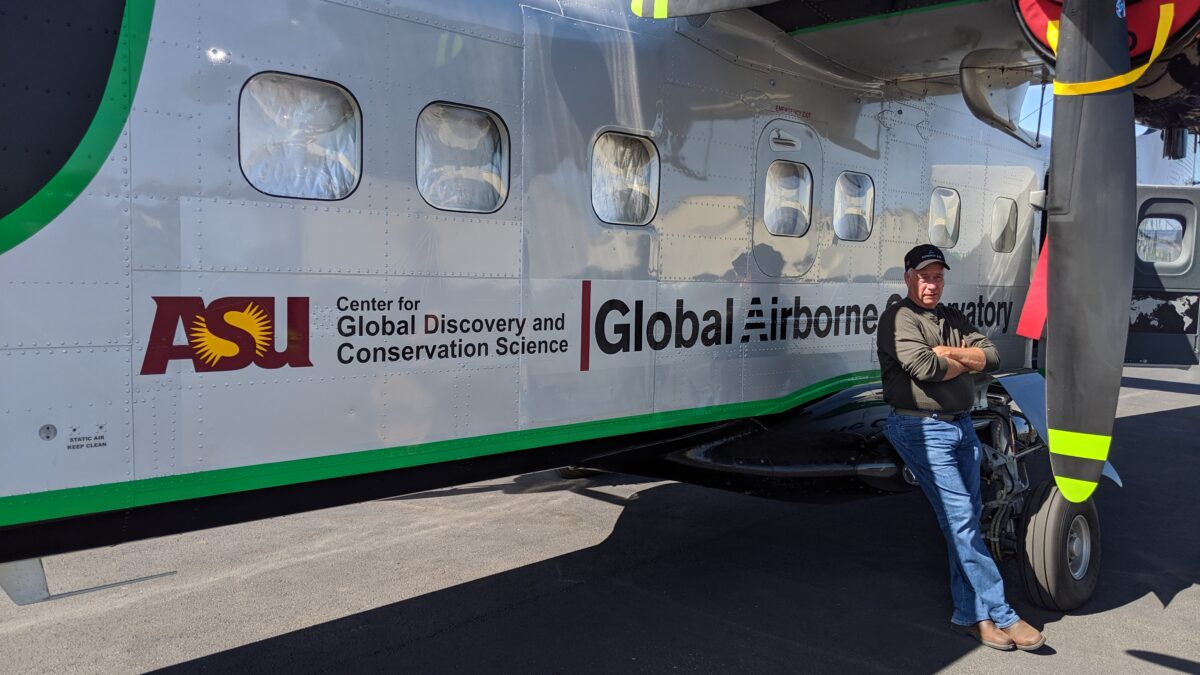 Behind the Scenes at the Global Airborne Observatory