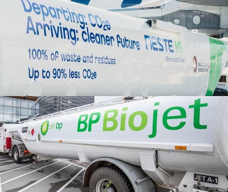 Sustainable Aviation Fuels Still The Immediate Future