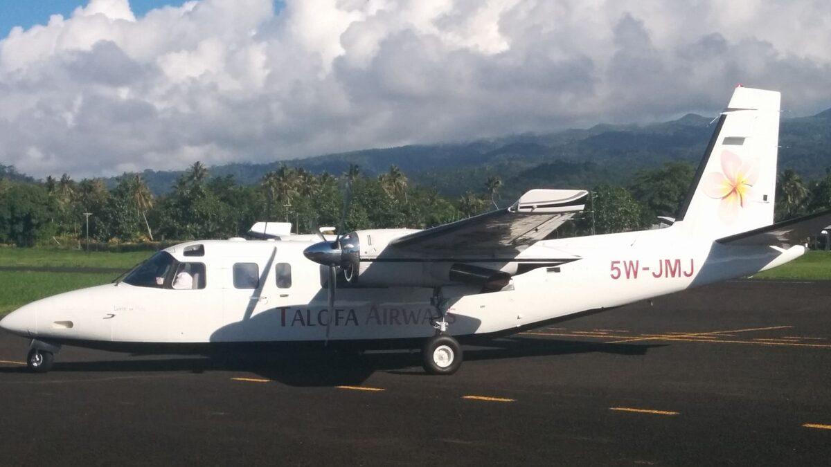 Talofa Airways Receives Cabotage Exemption in American Samoa