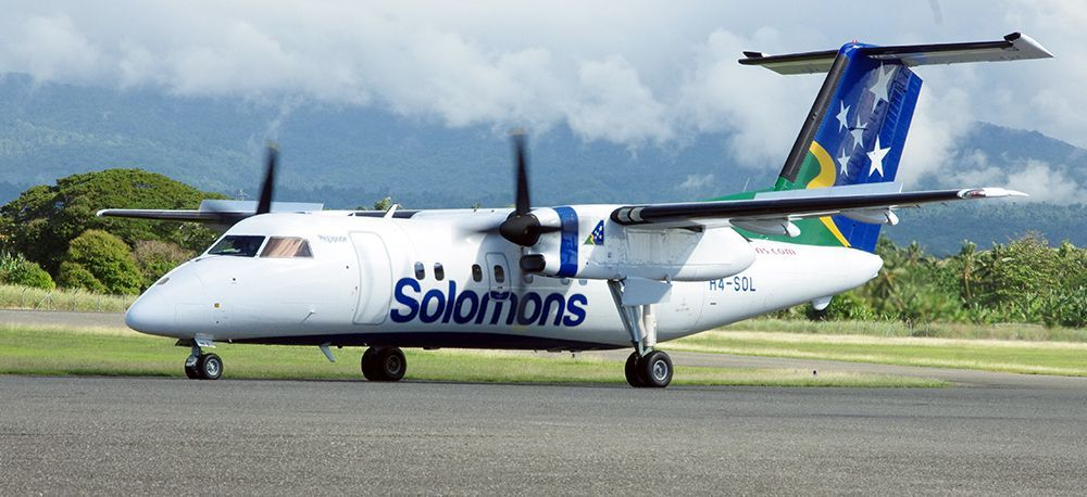 Exclusive Interview: Solomon Airlines to Retain Fleet, Maintain Support for Local Tourism