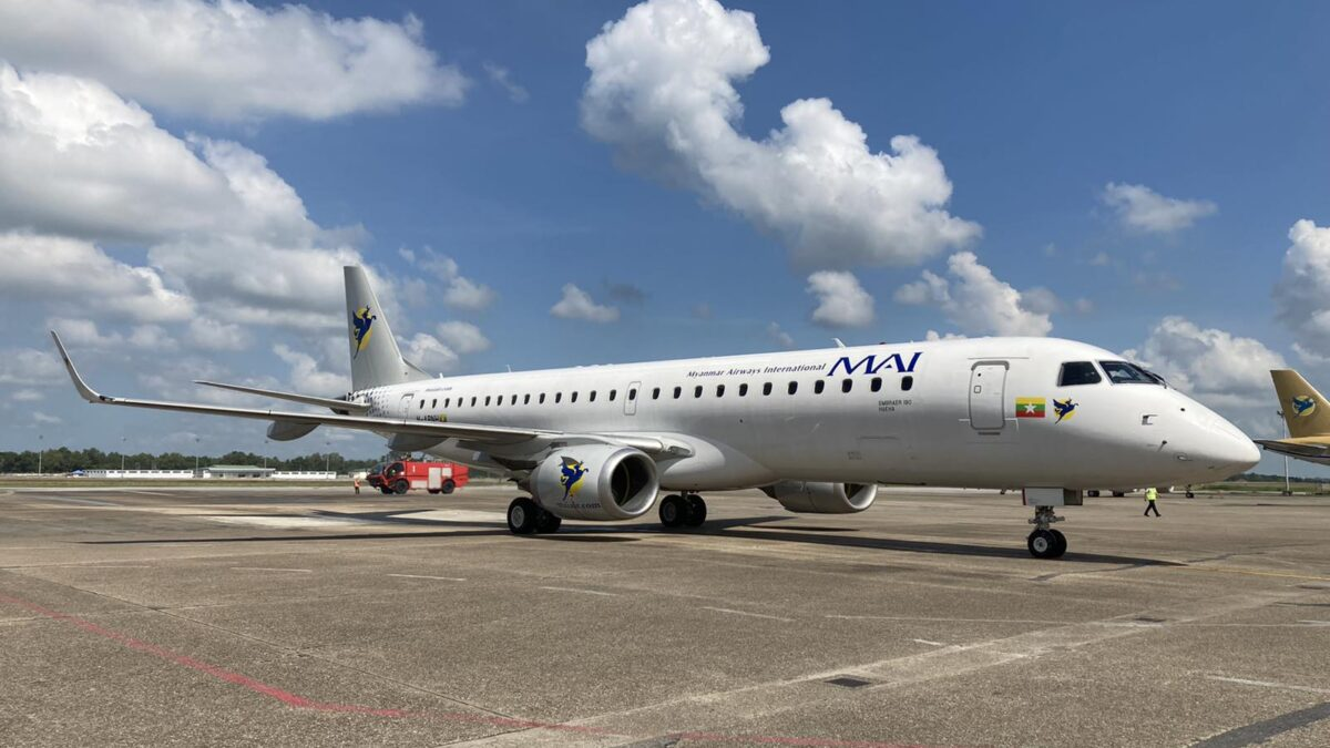 Myanmar Airways International Aims to Become Major Player