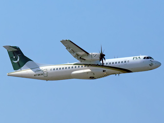 Pakistan International Airlines Cancels Four ATR 72-500 Leases