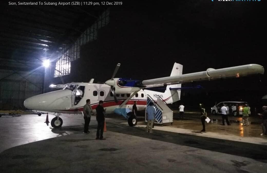 Malaysia's SKS Airways Receives Second Twin Otter