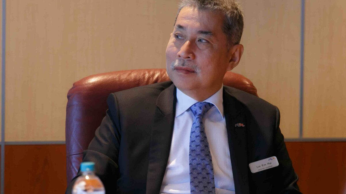INTERVIEW: Regional Express Chairman Lim Kim Hai And The Impending Fight With Qantas