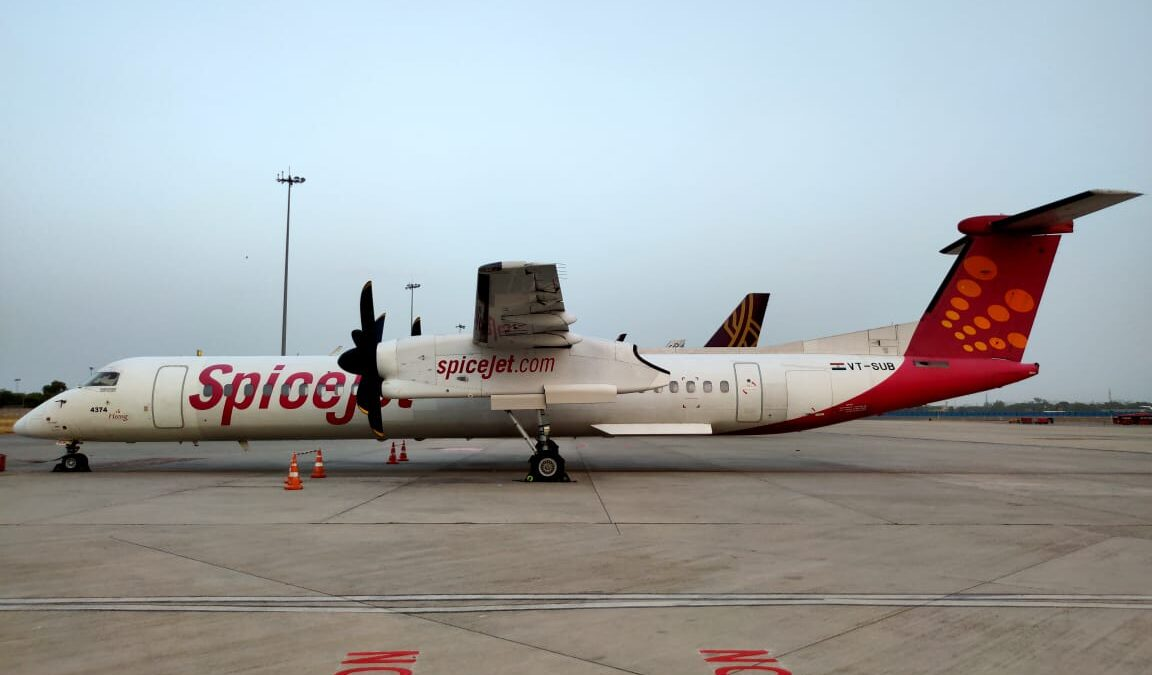 India's SpiceJet Adds Logistics Partnerships in Anticipation of Vaccine