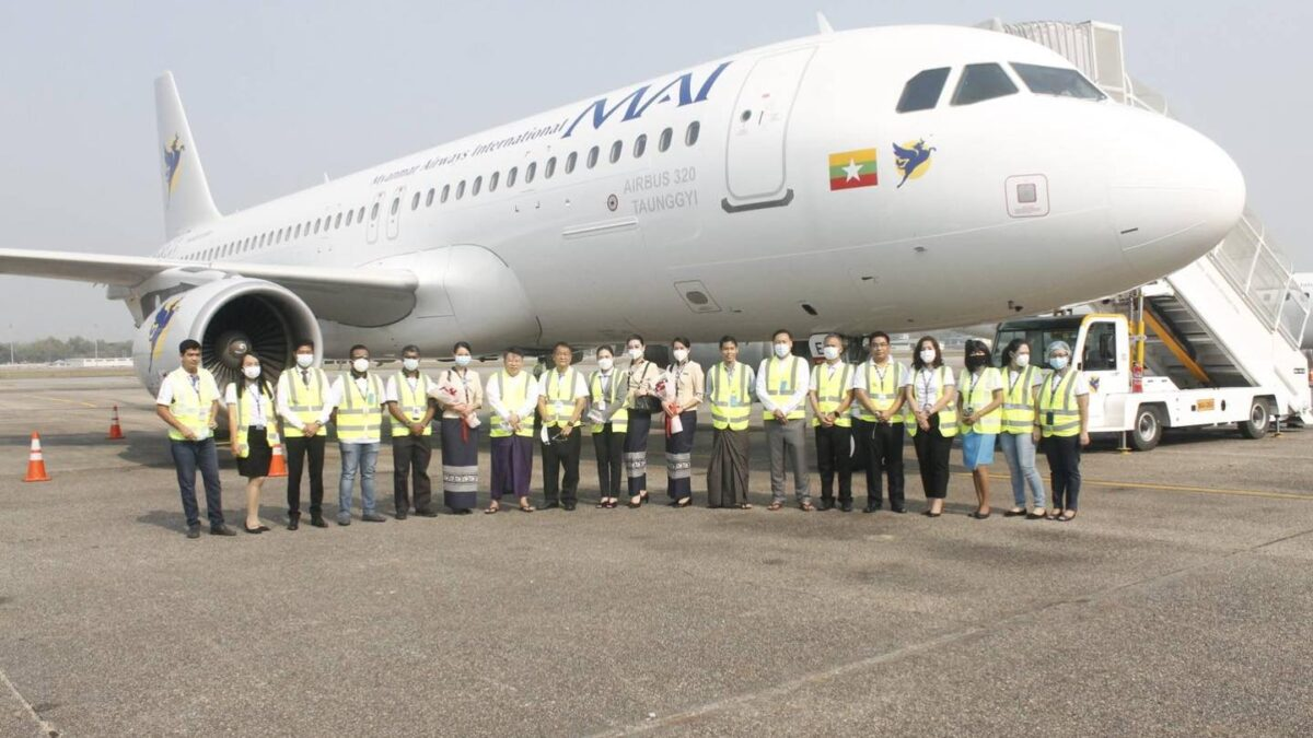 Myanmar Airways International and Other Carriers Resuming Services, Despite Political Uncertainty Caused By Military Coup